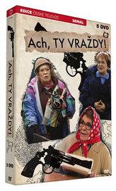 Ach, ty vraždy! - 5 DVD
