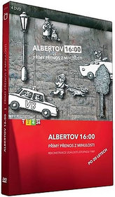 Albertov 16:00 - 4 DVD