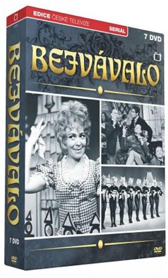 Bejvávalo - písničky ze  starých Čech - 7 DVD