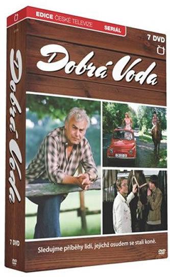 Dobrá voda - 7 DVD - Edice České televize
