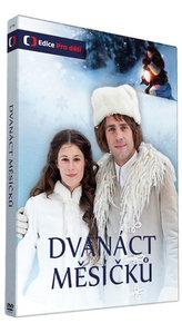 Dvanáct měsíčků - 1 DVD