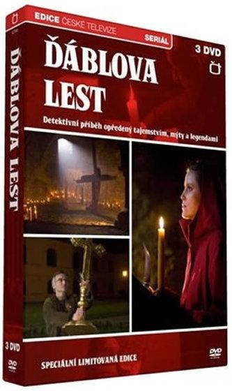Ďáblova lest - 3 DVD