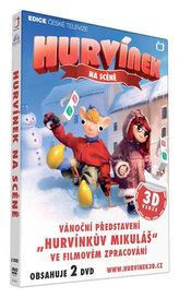 Hurvínek na scéně - 2 DVD