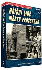 Hříšní lidé města pražského - 7 DVD
