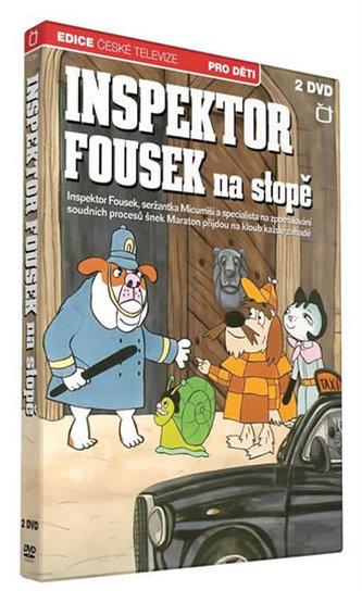 Inspektor Fousek na stopě - 2 DVD