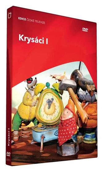 Krysáci I. - 1 DVD - neuveden
