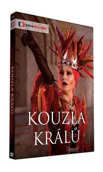 Kouzla králů - 1 DVD