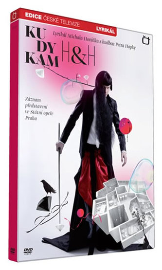 Kudykam Hapka Horáček - 1 DVD
