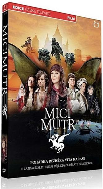 Edice České televize - Mucimutr - 1 DVD