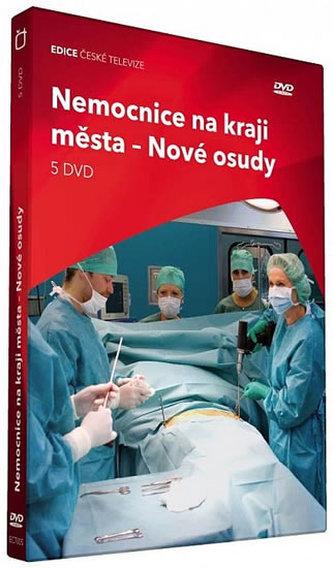Nemocnice na kraji města - Nové osudy - 5 DVD