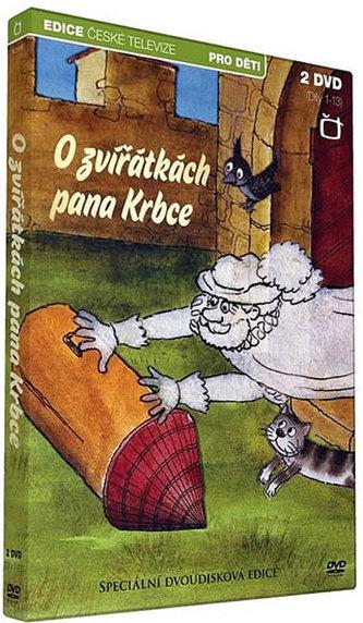 O zvířátkách pana Krbce - 2 DVD