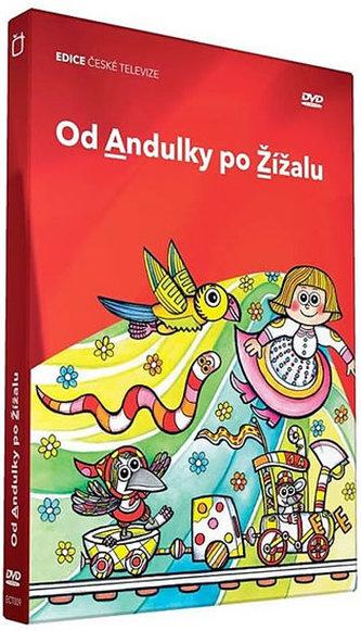 Od Andulky po žížalu - 1 DVD