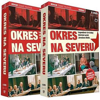 Okres na severu - 13 DVD