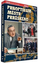 Panoptikum Města pražského - 6 DVD