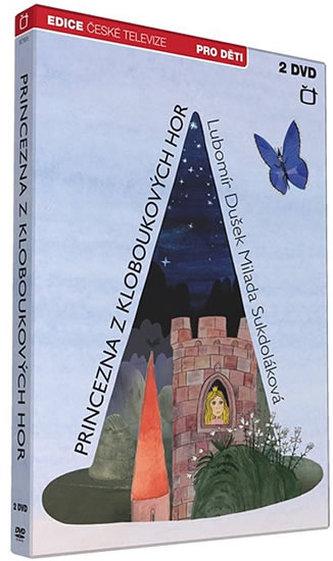 Princezna z Kloboukových hor - 2 DVD