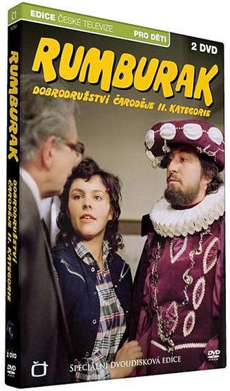 Rumburak - 2 DVD