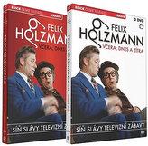 Síň Slávy - Felix Holzmann - Včera dnes a zítra - 3 DVD + 3 CD