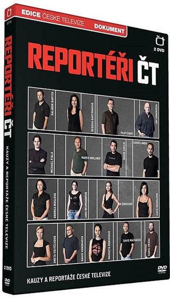 Reportéři ČT - 2 DVD