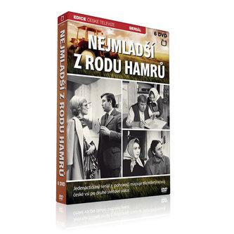 Nejmladší z rodu Hamrů - 11 DVD - neuveden
