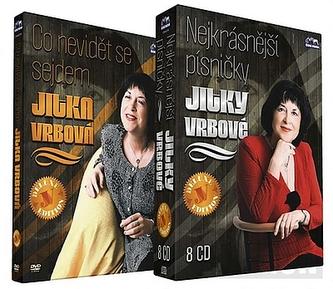 Vrbová Jitka - Co nevidět se sejdeme - DVD