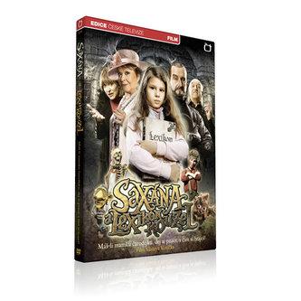 Saxana a Lexikon kouzel - 1 DVD - neuveden