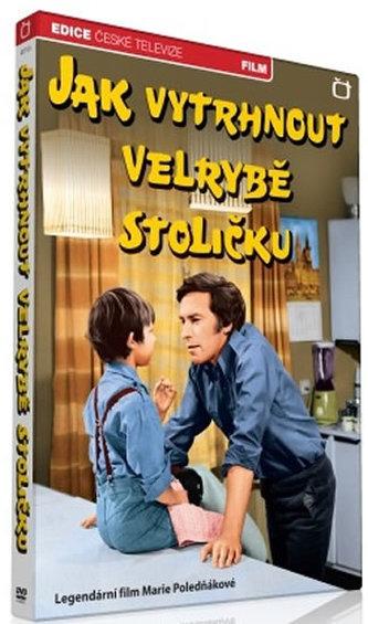 Jak vytrhnout velrybě stoličku - 1 DVD - neuveden