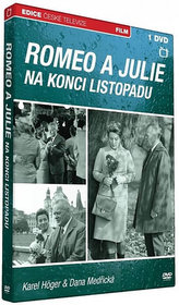 Romeo a Julie na konci listopadu - 1 DVD
