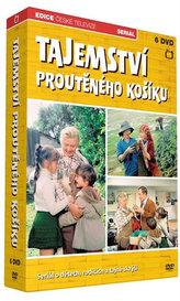 Tajemství proutěného košíku - 6 DVD