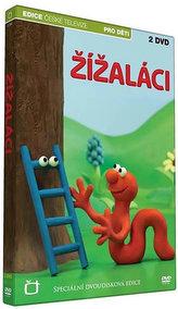 Žížaláci - 2 DVD