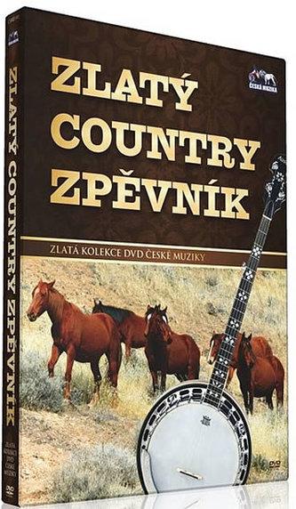 ČESKÁ MUZIKA - Zlatý country zpěvník - DVD
