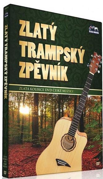 ČESKÁ MUZIKA - Zlatý trampský zpěvník - DVD