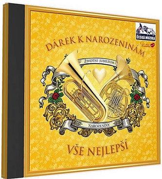 Zmožek - Dárek k narozeninám - 1 CD
