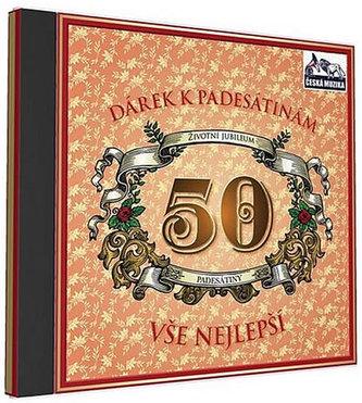 Zmožek - Dárek k padesátinám - 1 CD