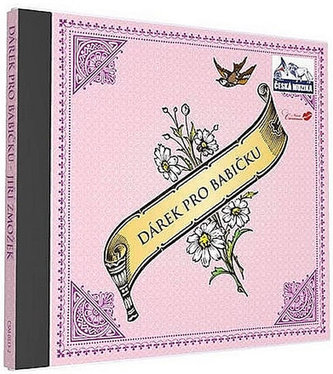 Zmožek - Dárek pro babičku - 1 CD - neuveden