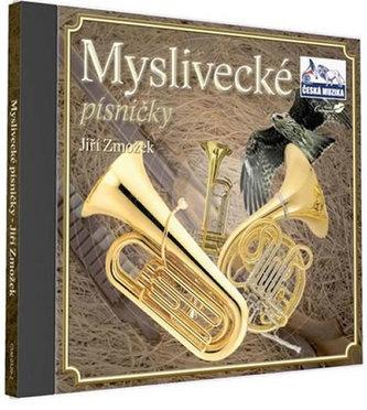 Zmožek - Myslivecké písničky - 1 CD