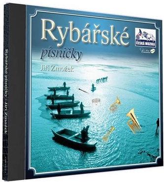 Zmožek - Rybářské písničky - 1 CD