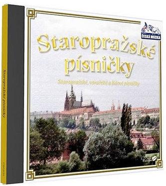 Zmožek - Staropražské písničky - 1 CD