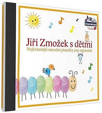 Zmožek Jiři s dětmi - 1 CD - neuveden