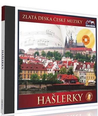 Zlatá deska - Hašlerky - 1 CD
