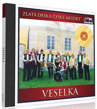 Zlatá deska - Veselka - 1 CD