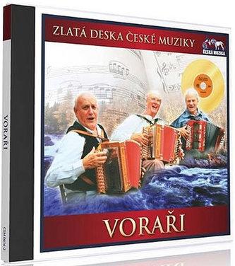 Zlatá deska - Voraři - 1 CD