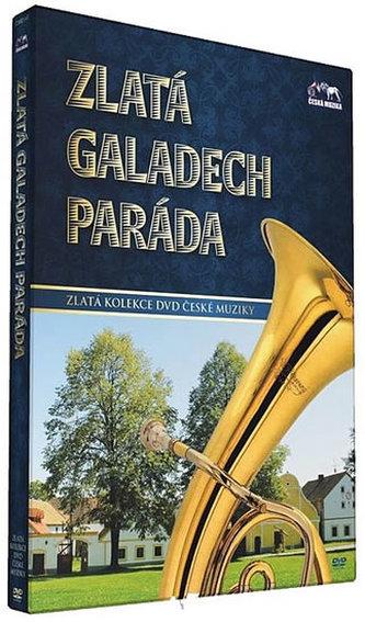 Zlatá galadechparáda - DVD