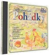 Zlaté České pohádky  3. - 1 CD