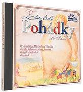 Zlaté České pohádky  5. - 1 CD