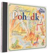 Zlaté České pohádky  6. - 1 CD