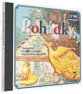 Zlaté České pohádky  7. - 1 CD