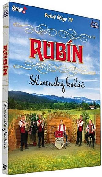 Slovenský koláč - Rubín - DVD
