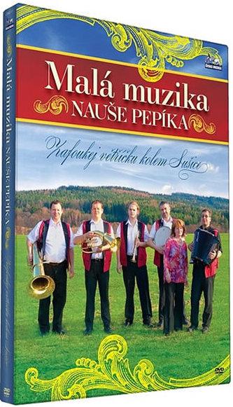 Zafoukej větříčku kolem Sušice - DVD