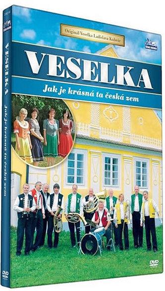 Veselka - Jak je krasná ta česka zem  - DVD