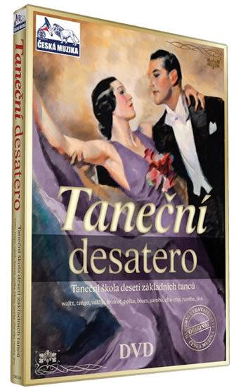 Taneční desatero - DVD